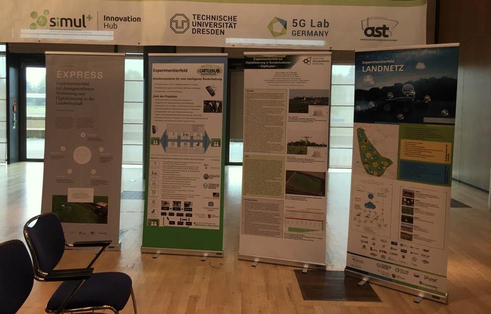 5G & Digital Farming Konferenz Am 02.10.2019, Dresden